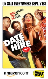 Jamal M. Jennings - Date for Hire film