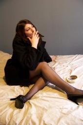 Dinah Lynn - Smoking!