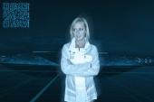 Bionic Intelligence - tron girl