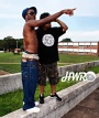 HodgesWRPhotos - Hot Kizzle & Yung Bezell of Shoe Box Gan
