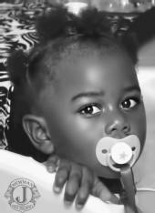 J.Newman Photography - B&W kid pic