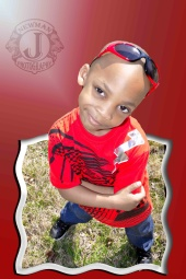 J.Newman Photography - 3D Effect kid pic