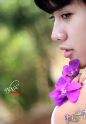 Febrian - close up