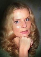 Luiza Gelts - Self-Portrait