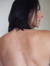 AmberAmber - Back less