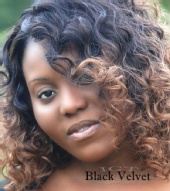 BLACK VELVET - Black Velvet Head Shot