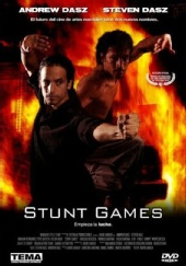 PERSONAL TRAINER - ACTOR - FIGHT CHOREOGRAPHER - STUNT GAMES DVD