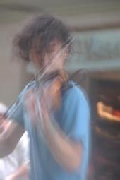 bill best - frantic violin