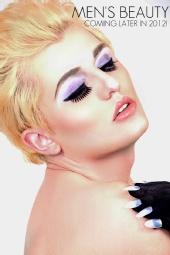 C.J. Ramser - Androgyny  - Men's Beauty Worldwide - Coming in 2012!