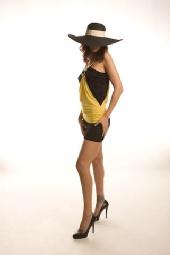 Rick L - Yellow & Black