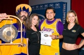 Keith Allen - 570AM Radio Laker Ticket give away