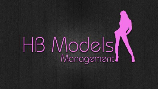 HB Models Management and Marketing - HB Models Logo 2014