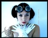 Warfare01  - Nyssa Nevers -  steampunk tm