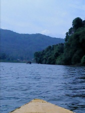 Rivay - Panjalu lake