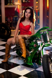 H photo - bike girls 2