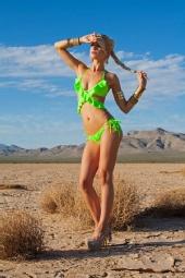 Alexandra Danielle - The Jessica bikini by Kate Swim