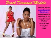 Peach Diamond Models - Peach Diamond Models
