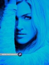 Aeron Nersoya - Electric Blue