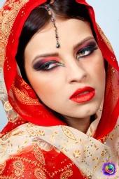 Kukka - Arabic girl-Transformation