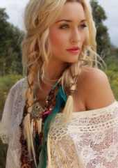 Michelle Crofts - Boho shoot