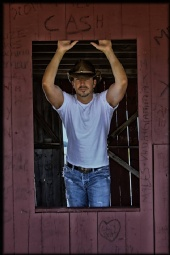 Stephen Black - Cowboy up!