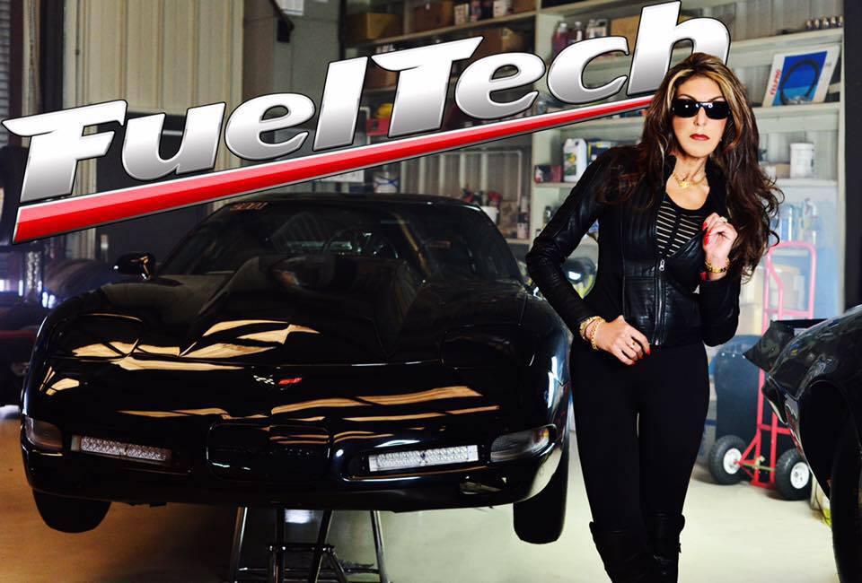 Annettie Cannavale - Paula Goble for FuelTech